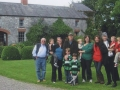 September 2008. My children and their families came for the Hooley and lingered to enjoy the Irish countryside.
